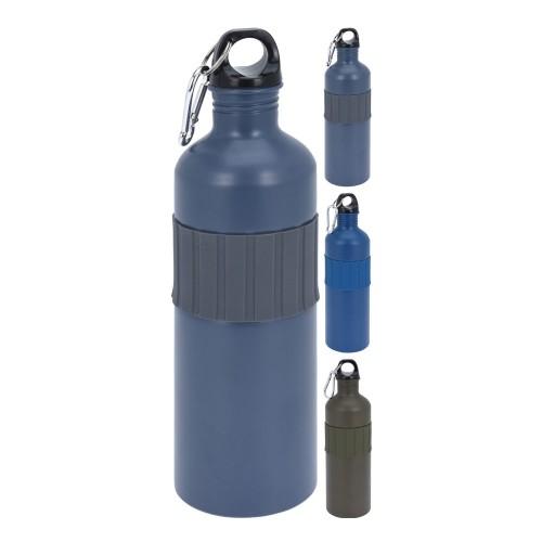 """Бутылка """"Спорт"""" для воды 750мл, 24х7см, аллюминий"""