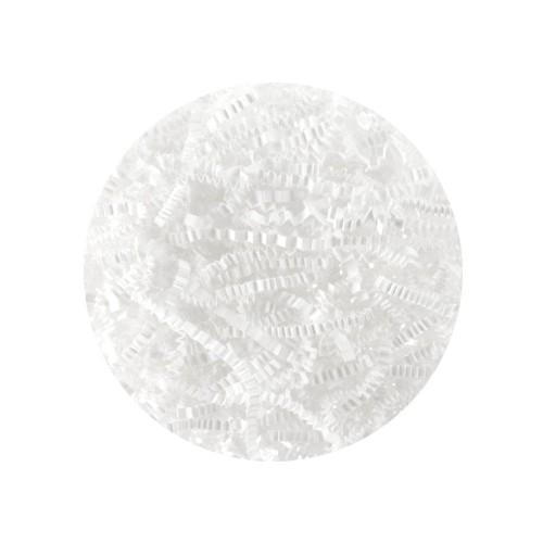 """Наполнитель """"Стружка"""" белый пергамин, 1 кг"""