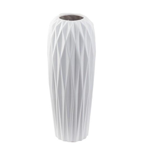 "Ваза ""POLKA"" керамика 15,5*39,5см"