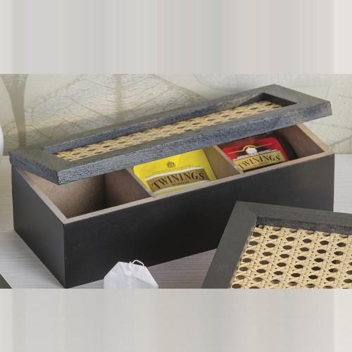 Коробка декоративная МДФ 24*10*7см