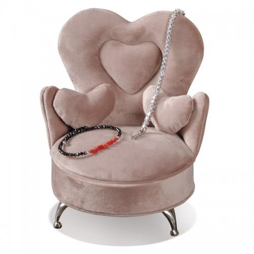 """Подставка для ювелирных украшений  """"Кресло"""" 16*13*18см"""