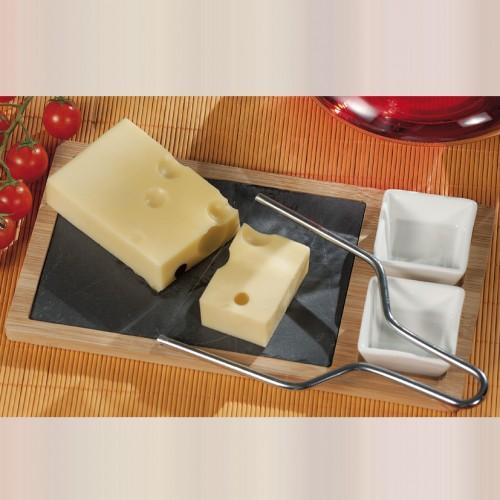 Набор для суши на 4 персоы, бамбук, керамика 29*16см